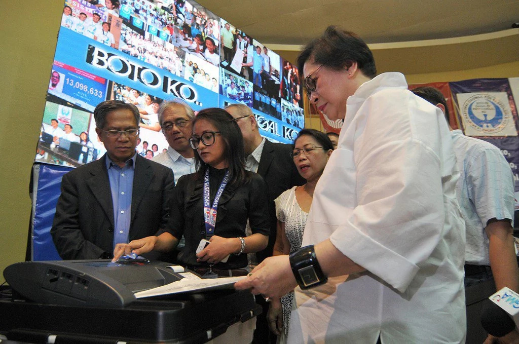 Election results tally pass 'anomaly test' - PPCRV