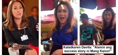 My Upuan! Kaladkaren Davila's hilarious impersonation of Karen Davila goes trending!