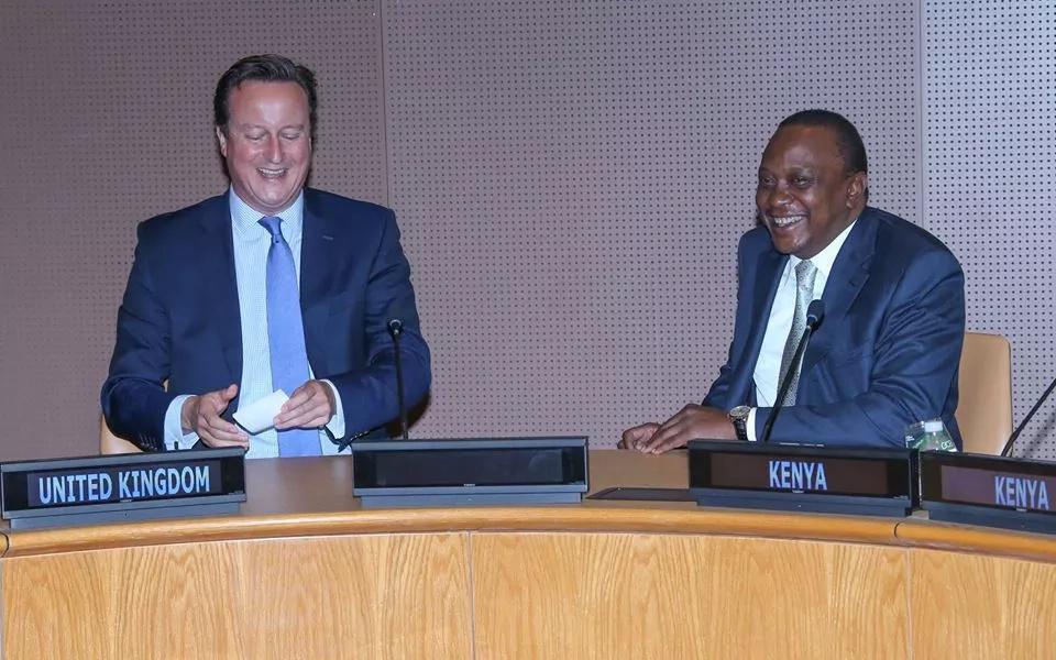 Uhuru congratulates new UK Prime Minister Theresa May