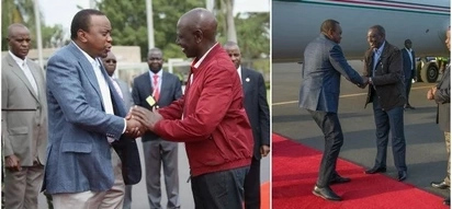 16 lovely photos that prove William Ruto is a very humble politician