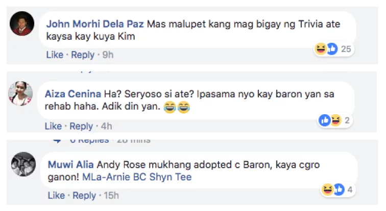 Long Lost Son? Netizen calls Baron Geisler son of Ka Ernie Baron