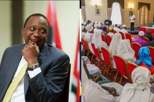 Leaders of the Luo Nyanza sect that endorsed Uhuru punished HEAVILY