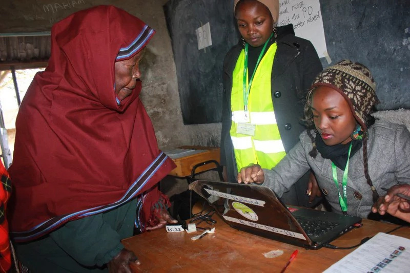 Kilgoris election results cancelled by IEBC