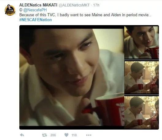 WATCH: Aldub's new kilig commercial; Netizens react