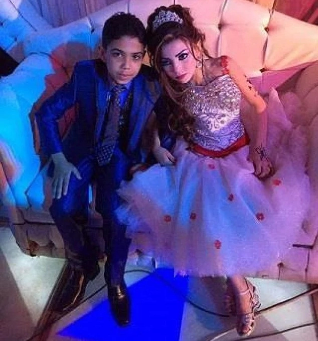 Boy, 12, Marries His 11-year-old Cousin And is Given Father's Blessing In Egypt