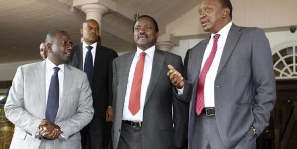 Finally, Kalonzo Musyoka leaves NASA, joins Jubilee