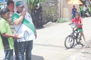 Ozamiz City wages war on drugs with Oplan Tukhang