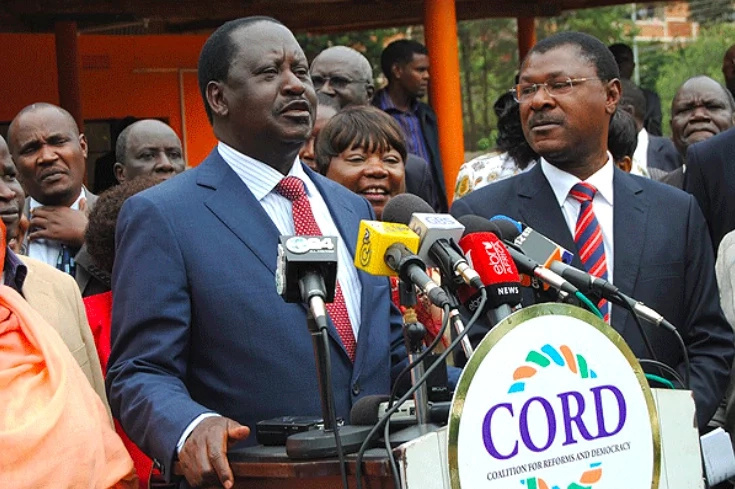 Bungoma County politician beaten up for ditching Jubilee for CORD