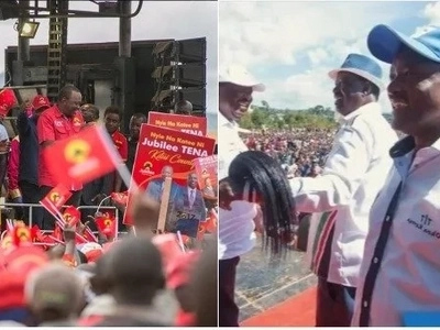 NASA reveals how Jubilee is now blackmailing opposition candidates days after the election