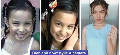 Ang laki na ng pinagbago! 'Kambal Karibal' star Kyline Alcantara throughout the years