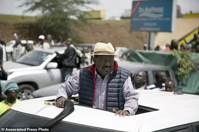 Police killed 15 people, left several others with bullet wounds - NASA leader Raila Odinga claims
