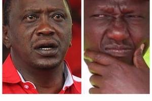 Rift in the Rift: DP Ruto's camp threatens to abandon Uhuru Kenyatta at the 11th hour
