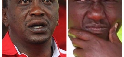 Kijasho chamtoka Uhuru baada ya wafuasi wa Ruto kutishia KUHAMA Jubilee
