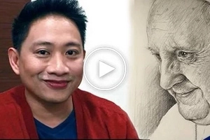 May tinatagong galing! Michael V. creates awesome sketches in 15-minutes that will make your jaws drop! Watch!