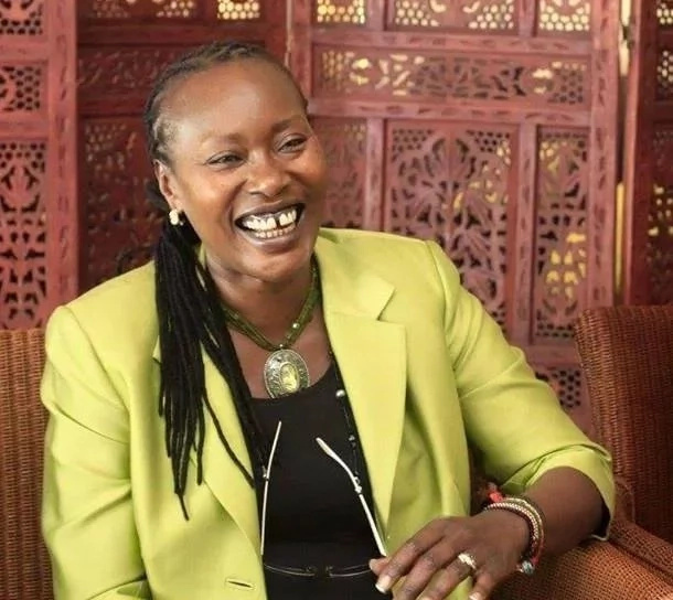 President Uhuru Kenyatta's female cousin attacked by irate youths in Kiambu