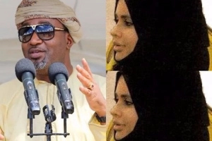 This is the BEAUTIFUL wife of Mombasa Governor Hassan Joho (photo)