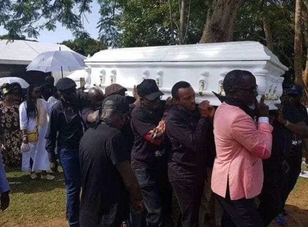 Rest in Peace! Big Kev laid to rest in a star studded emotional ceremony in Kisumu