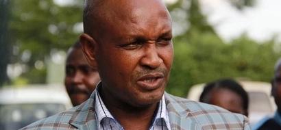 Rape Case MP Gideon Mwiti Turns To God