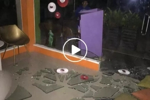 Netizens shares shocking damage left by raging earthquake in Surigao City
