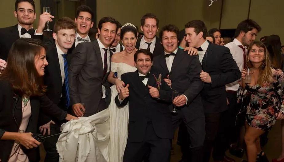 Las falsas bodas: una fiesta argentina de exportación