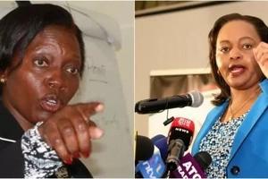 Martha Karua runs into first major hurdle in attempts to compete Anne Waiguru
