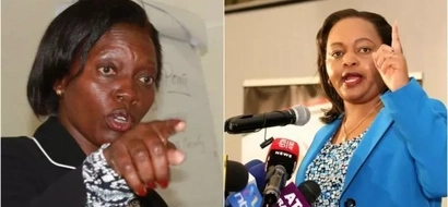 Martha Karua runs into first major hurdle in attempts to compete Anne Waiguru
