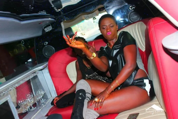 Akothee exposes the artist who stabbed her after she offered to help