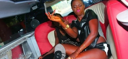 You are unhappy because you compare yourself to pretentious broke people - popular singer Akothee to her fans