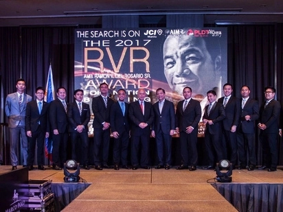 Recognizing diligent nation builders! JCI Manila and the Asian Institute of Management kick off 8th RVR Award