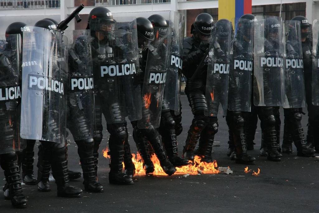 Protesta en Cesar deja al menos un muerto, presuntamente a manos del Esmad