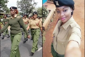 This is the sexiest AP officer alive (photos)