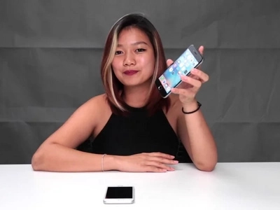 This girl desperately wants an iPhone - you will not believe how far she went