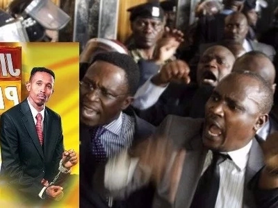 Moha Jicho Pevu distances himself from MPs rejecting salary pay cut