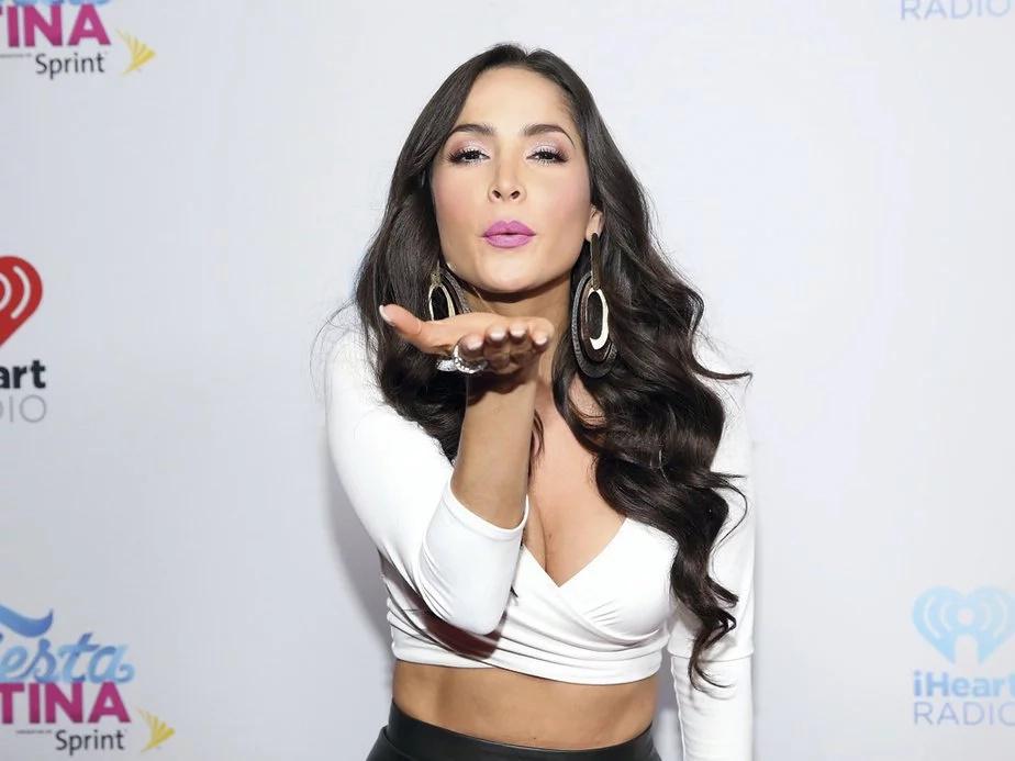 Carmen Villalobos es muy buena en todo lo que hace