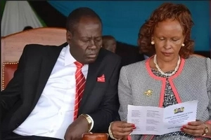 The mean and shocking statements from some Kenyans after death of Nyeri governor