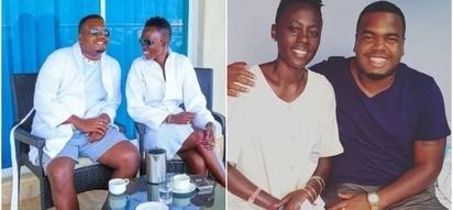 Asante sana kwa kuniuguza kwa wiki 3 – Akothee ampa sifa tele 'meneja' wake
