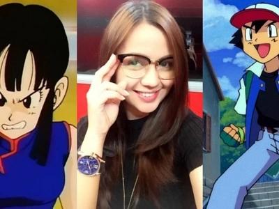 Siya pala yun! DJ Kara Karinyosa is the voice behind our favorite anime characters