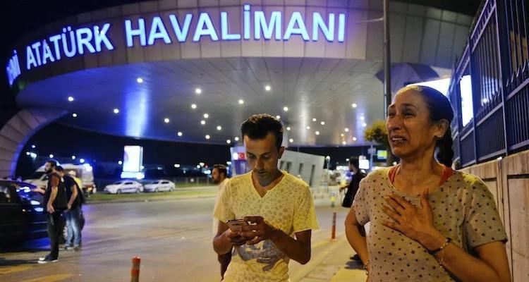 Asciende el número de muertos y heridos en Estambul