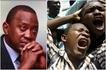 Kenyans lash out at Uhuru for missing debate with Raila Odinga