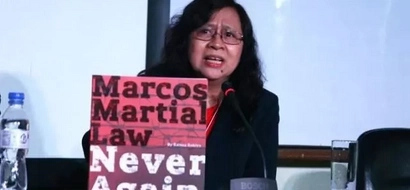 Raissa Robles Launches Book On Marcos Atrocities