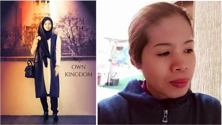 Nagsakripisyo para sa mga kapatid! Pinay became an OFW after her father died so she can send her siblings to school