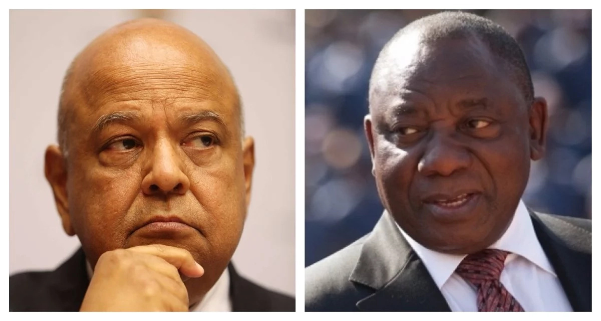 Gordhan encourages everyone to support Ramaphosa to prevent a downgrade for SA