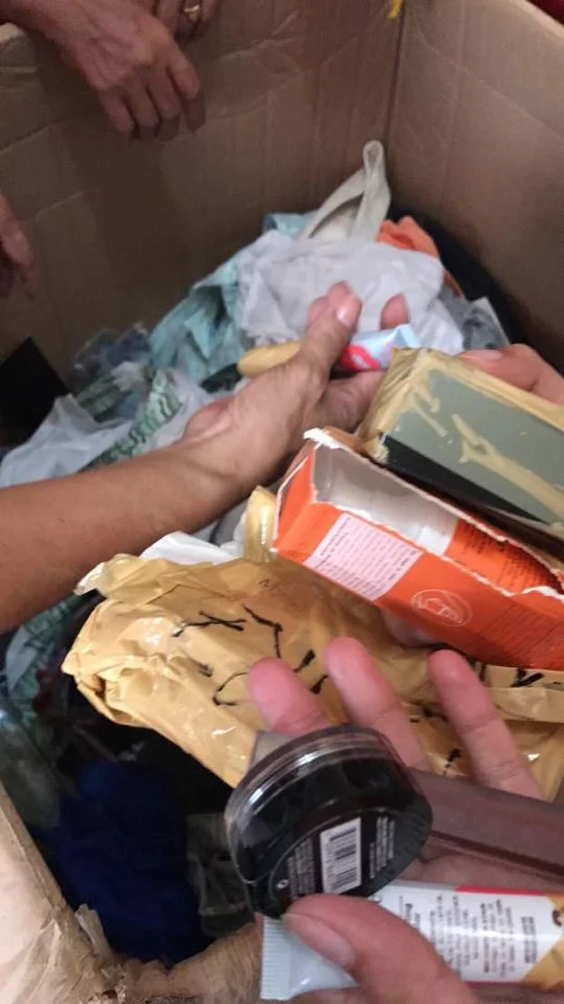 OFW gets frustrated over missing items in balikbayan box sent through LBC