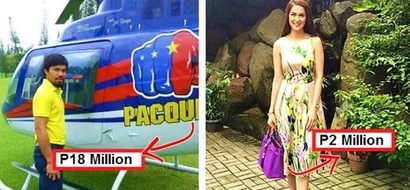 Nuknukan ng yaman! Here are 11 super rich Pinoy celebrities and their stunning luxury items & possessions!