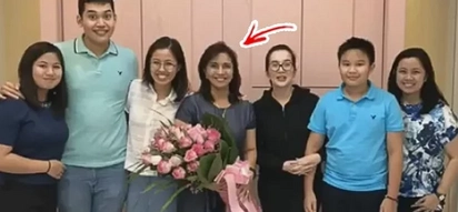 """Kris Aquino had an impromptu housewarming party despite new home not being """"100% complete yet"""", VP Leni Robredo among selected guests"""