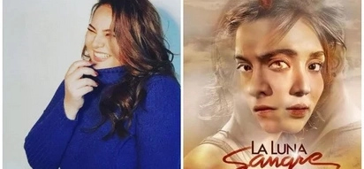 Is Karla Estrada going to appear in 'La Luna Sangre'?