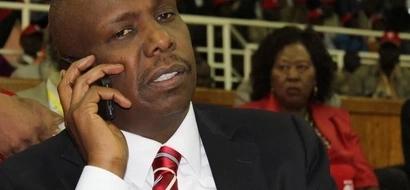 Uhuru ampigia Gideon Moi simu, kinachofuata kitamshangaza Raila Odinga