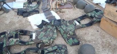 Al-Shabaab waanika miili inayodaiwa kuwa ya maafisa wa Kenya (picha)