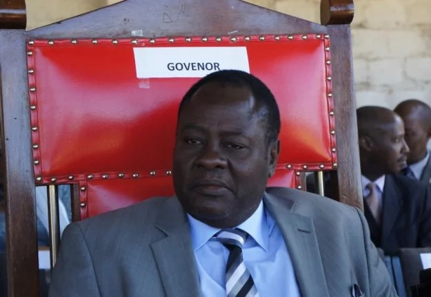 Family dispels rumour that Governor Gachagua is dead