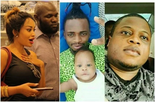 We're not saying Diamond is not the father but just look at these pictures and name the dad